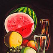 Still Life Poster by Dayna Reed