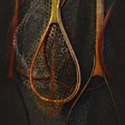Still Life - Fishing Nets Poster