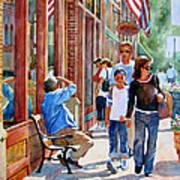 Stillwater Shoppers Poster