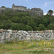 Stirling Castle Scotland Poster