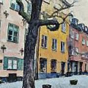 Stockholm 14 Poster by Yury Malkov