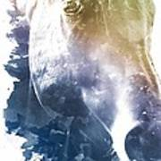 Stone Blue Mare Poster