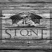 Stone Brewing Poster