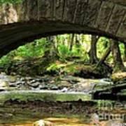 Stone Bridge II Poster by Elizabeth Dow