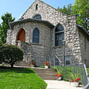 Stone Church Poster