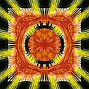 Stone Circle Sunrise Poster