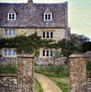 Stone House Poster