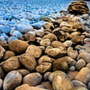 Stone Path Poster