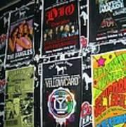Stone Pony Asbury Park Poster