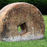 Stone Wheel Poster