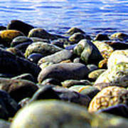 Stones To Admire Poster