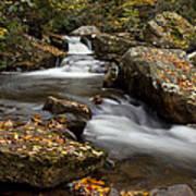 Stony Creek Falls Poster