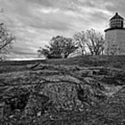 Stony Point Lighthouse Poster
