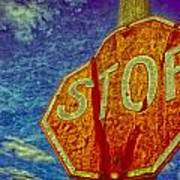 Stop Poster