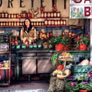 Store - Dreyer's Farm Poster