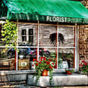 Store - Florist Poster