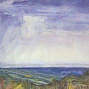 Storm Heaves - Hog Hill Poster