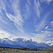 Storm Over Fitz Roy 4 Poster