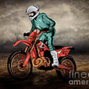 Storm Rider V1 Poster