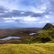 Storybook Beauty Of The Isle Of Skye Poster