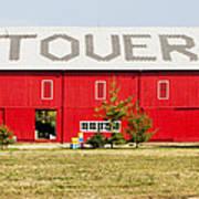 Stovers Farm Market Berrien Springs Michigan Usa Poster