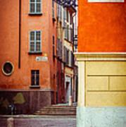 Strada Al Duomo Duomo Street Poster