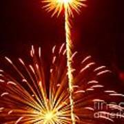 Streaming Fireworks Poster