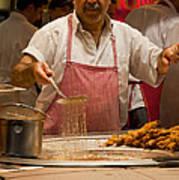 Street Cook - Hot Job Poster