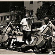 Street Musicians 2 Poster