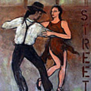 Tango Street Poster