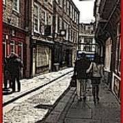 Streets Of York Poster