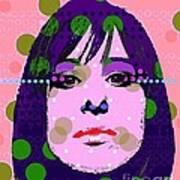 Streisand Poster by Ricky Sencion