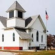 Stringtown Community Church Poster