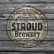 Stroud Brewing Poster
