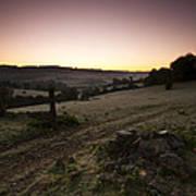 Stroud Sunrise Poster