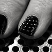 Studded Poster