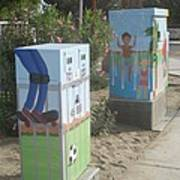 Student Designed Small Utility Box Poster