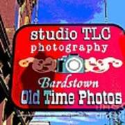 Studio Tlc In Bardstown Kentucky Poster