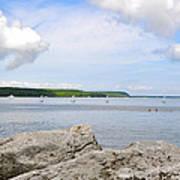 Sturgeon Bay In Summer Poster