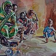 Sudanese Coffee Poster