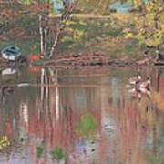 Sudbury River Poster