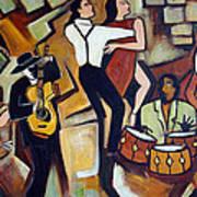 Suenos De Tango Poster