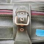 Suitcase Buckle Poster
