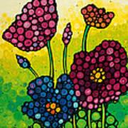 Summer Garden 2 Poster