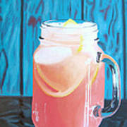 Summer In A Mug Poster