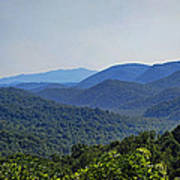 Summer In The Smokies Poster