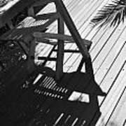 Summertime Shadows Poster