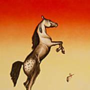 Sundown Dancer Poster