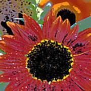 Sunflower 31 Poster