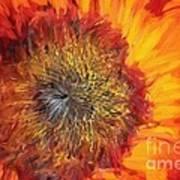 Sunflower Lv Poster
